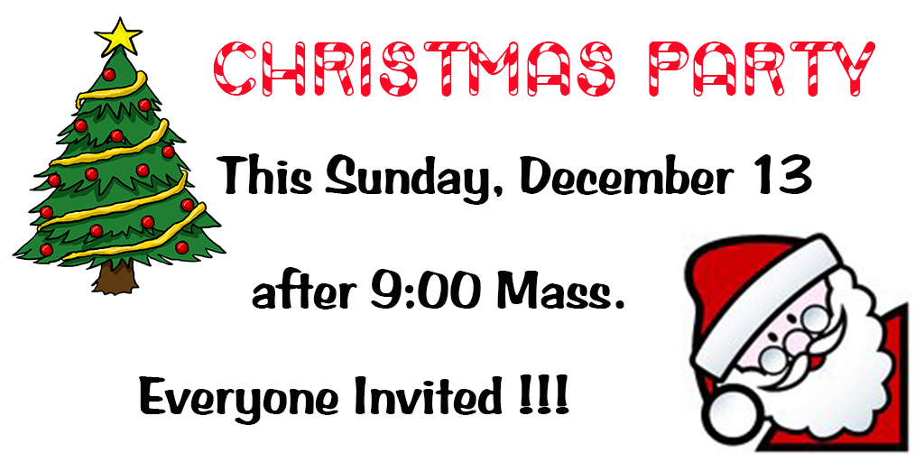 Christmas Party 2015 2 (This Sunday)